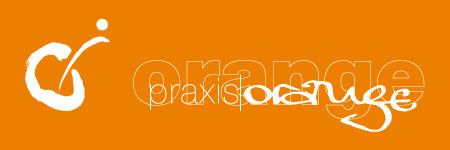 Logo der Praxis Orange