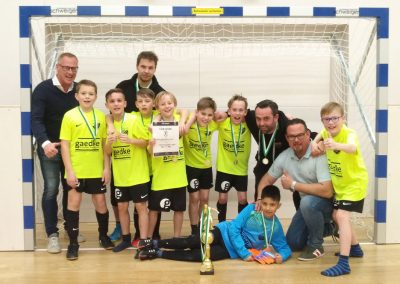 Platz 01 Lahoe Youngsters gelb