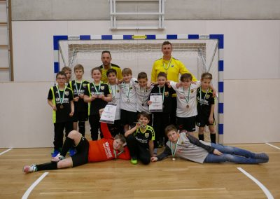 Platz 05 und 06 Lahoe Youngsters