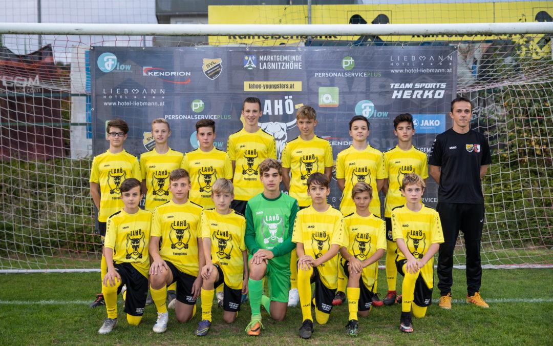 U15 Turnier in Hitzendorf