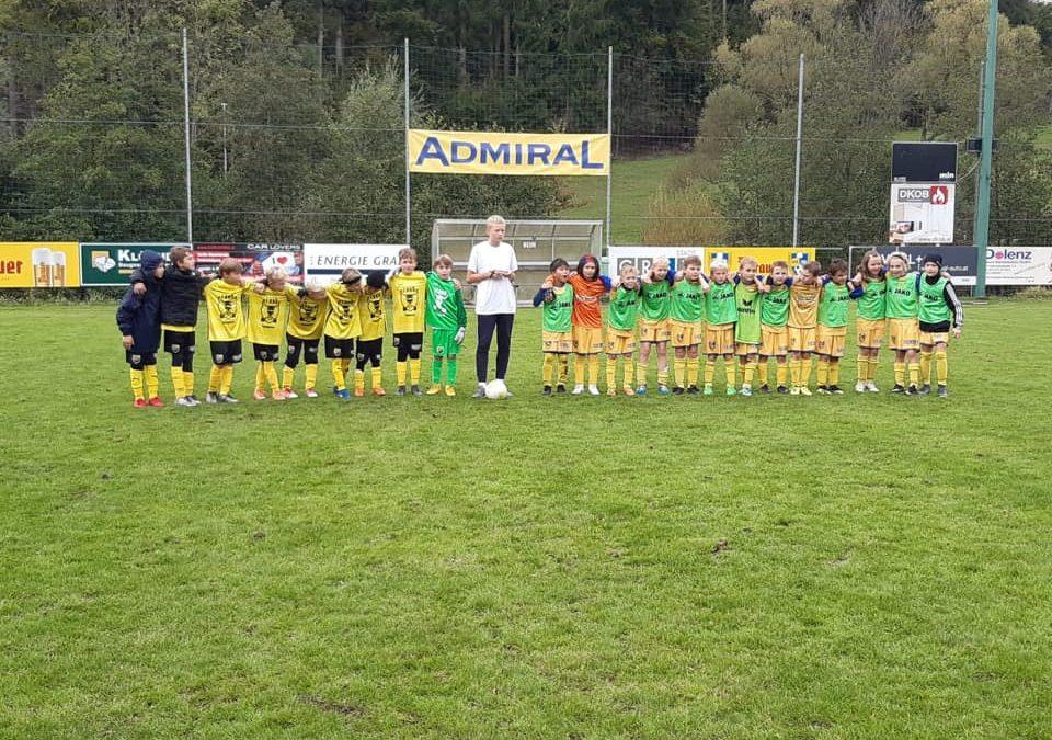 U10 LAHÖ Youngsters im Kainbach Turnier