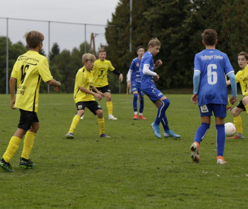 U15 Yellow Meisterschaftsspiel gegen Hartberg