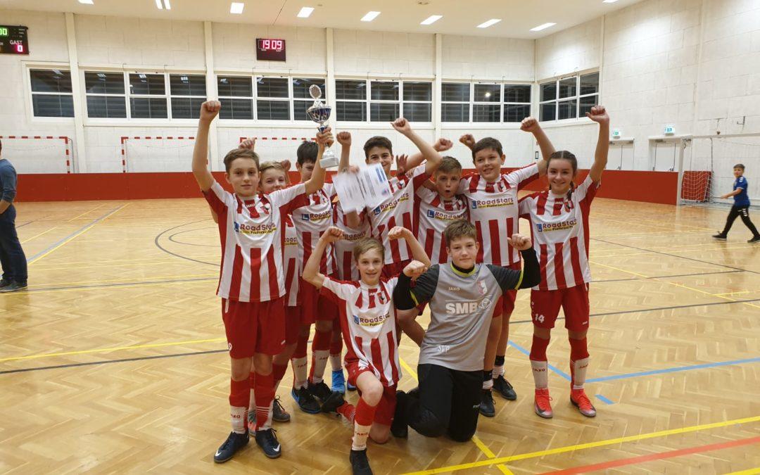 Lahö Youngsters u13 Hallenturnier Hitzendorf