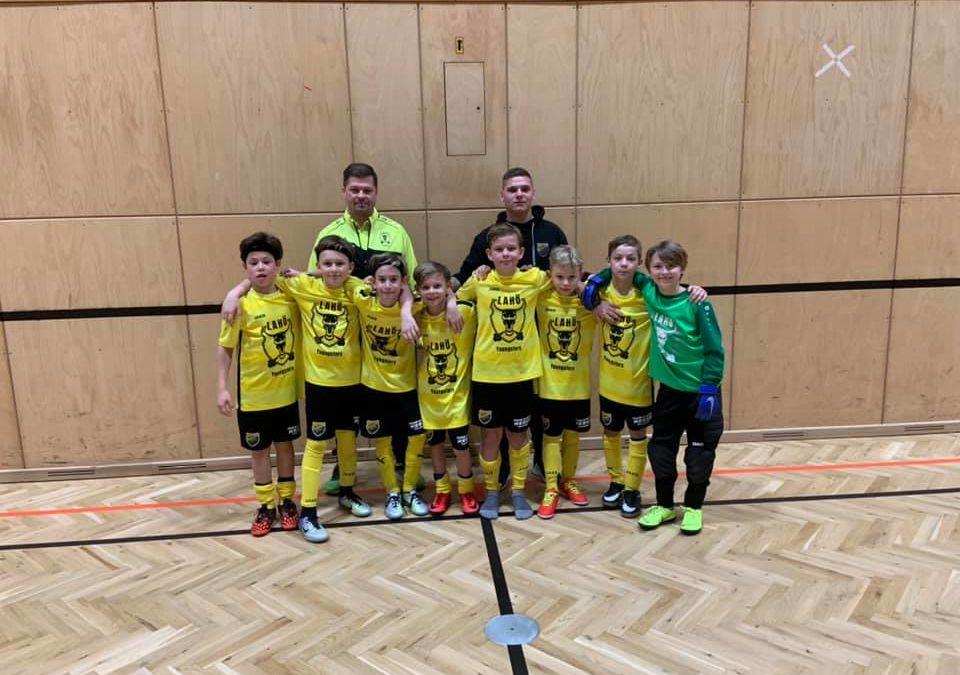 Lahö Youngsters Hallenturnier Sieger Jänner 2020