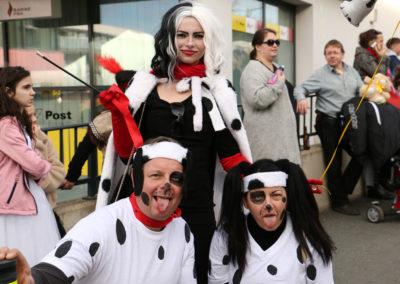 101 Dalmatiner - Lassnitzhöhe Faschingsumzug 2020