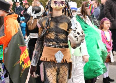 Unheimlicher Predator - Lassnitzhöhe Faschingsumzug 2020