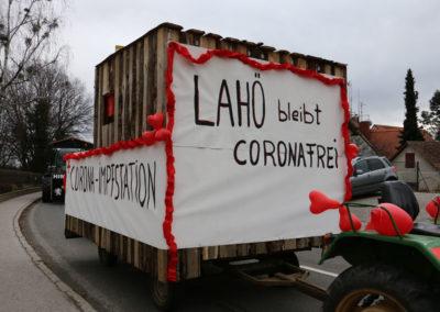 LAHÖ bleibt Coronafrei! - Lassnitzhöhe Faschingsumzug 2020