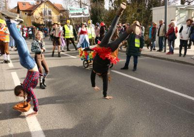 Turnerinnen der LAHÖ! - Lassnitzhöhe Faschingsumzug 2020