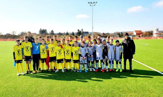 Testspiel U13 in Szombathely