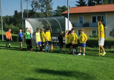 LAHÖ Fußball Sommercamp 2020 Training 4