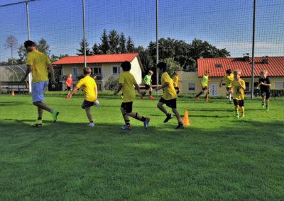 LAHÖ Fußball Sommercamp 2020 Training 5