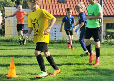 LAHÖ Fußball Sommercamp 2020 Training 7