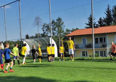 LAHÖ Fußball Sommercamp 2020 Training