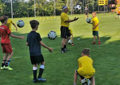 LAHÖ Fußball Sommercamp 2020 Training 2