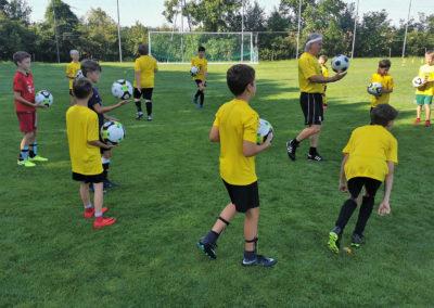 LAHÖ Fußball Sommercamp 2020 Training 3