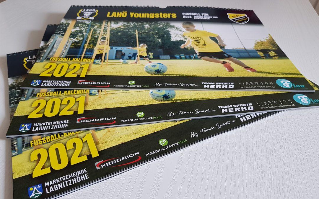 SV Laßnitzhöhe Kalender 2021
