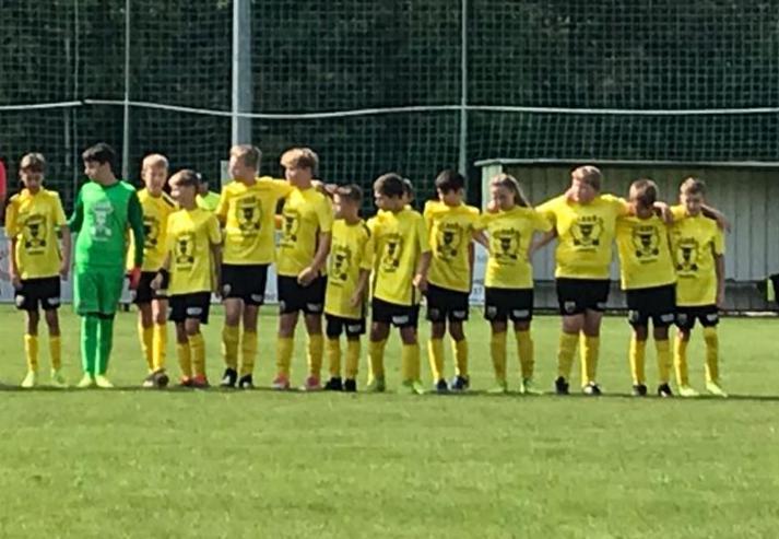 U13B LAHÖ Youngsters gegen ESK Graz
