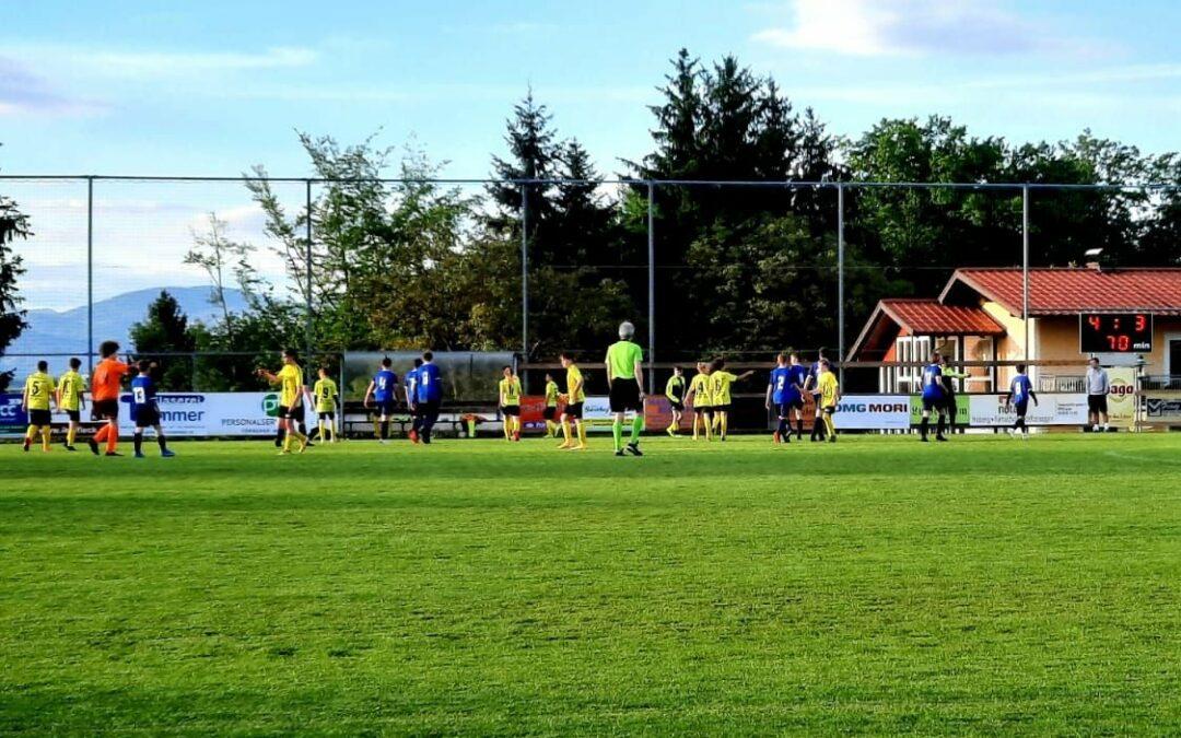 U13 gegen SV Feldkirchen U14